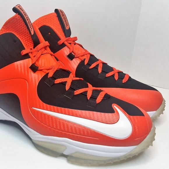 d06dbcad1 Nike Air Max MVP Elite 2 Nubby Baseball Turf Shoes